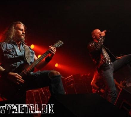 Saxon, Iced Earth - Pumpehuset - 12. februar 2009