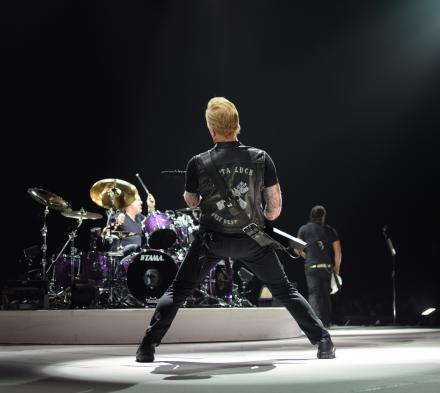 Metallica - Royal Arena - 2. september 2017
