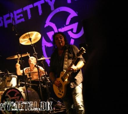 Pretty Maids og Artillery - Amager Bio - 27. august 2010
