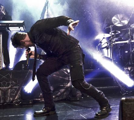 Kamelot - Viften - 24. september 2015