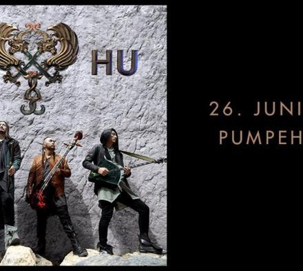 The HU - Pumpehuset - 26. juni 2019