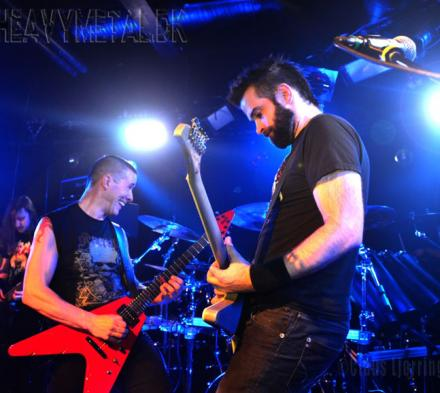 Annihilator - Pumpehuset - 1. november 2013