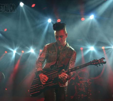Avenged Sevenfold og Five Finger Death Punch - Falkonersalen - 11. november 2013