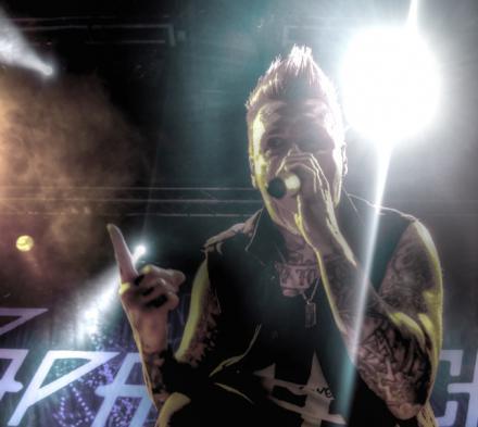 Papa Roach - Amager Bio - 12. november 2013