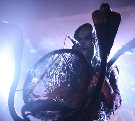 Behemoth og Cradle of Filth - Amager Bio - 26. februar 2014