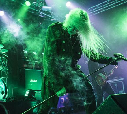 Girlschool og Saxon - VoxHall - 24. november 2016