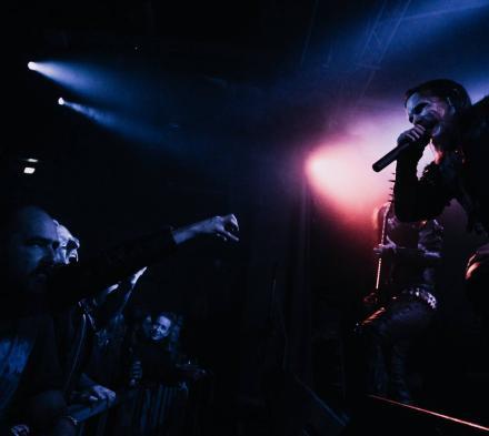 Dark Funeral - VoxHall - 12. oktober 2016