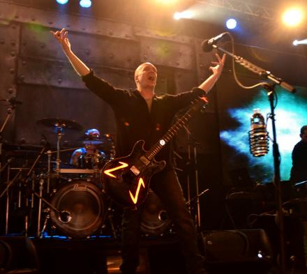 Devin Townsend - Amager Bio - 25. marts 2015