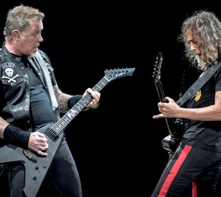 Metallica - Jyske Bank BOXEN - 27. marts 2018