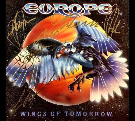 Europe - Store Vega - 30. oktober 2006
