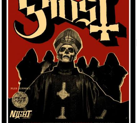 Ghost - Amager Bio - 26. marts 2013