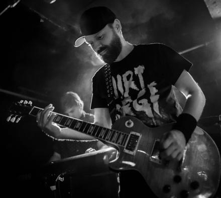 Grusom og De Forbandede - Musikcaféen Huset KBH - 11. maj 2018