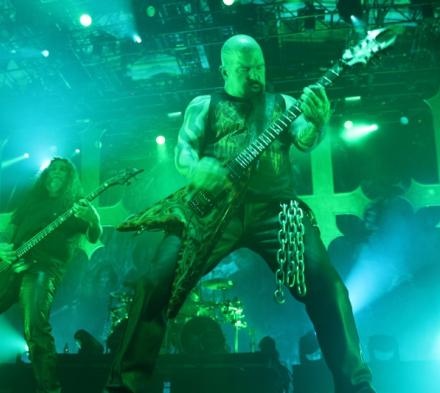 Slayer og Anthrax - Kulturværftet - 3. december 2015
