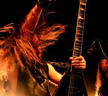 Ensiferum og Insomnium - Store Vega - 30. marts 2015