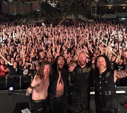 Machine Head live