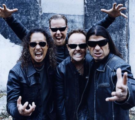 Metallica og Slayer - Fængslet - 3. juni 2014