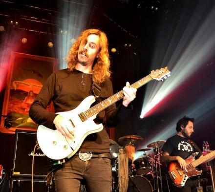 Opeth - Store Vega - 9. november 2014
