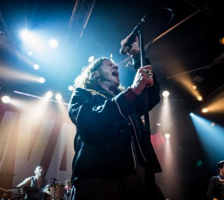 Rival Sons - VoxHall - 7. juni 2017