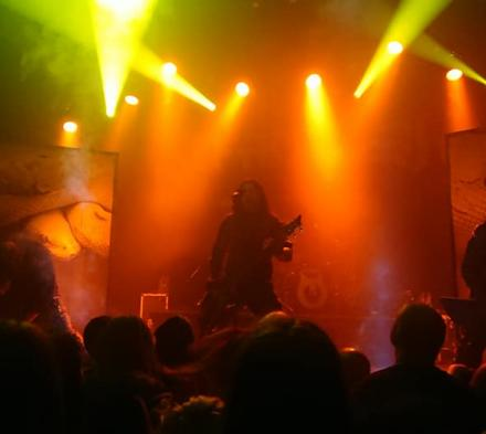 Septicflesh og Krisiun - Pumpehuset - 19. april 2019