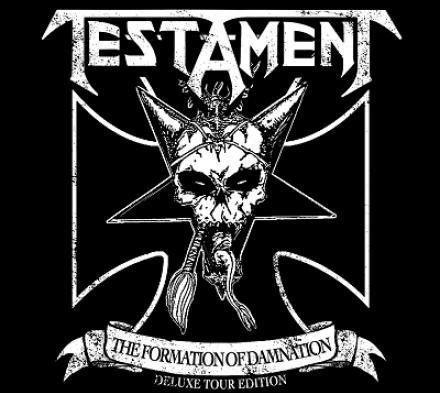 Testament - Store Vega - 2. marts 2009
