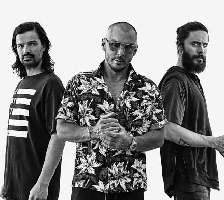Thirty Seconds To Mars - Tap 1 - 21. april 2018
