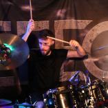 Den nye trommeslager i Defecto, Mikkel Christensen