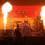 Foto: Peter Hesselø - Amager Bio stod i flammer…