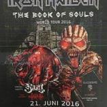 Iron Maiden 2016 LIVE