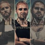 Pyramaze interview 2015