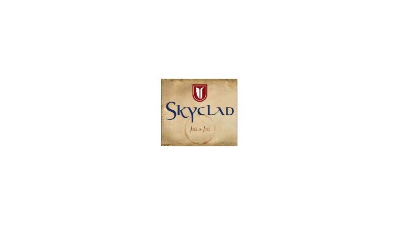 "Skyclad ""Jig-a-Jig"" EP artwork"