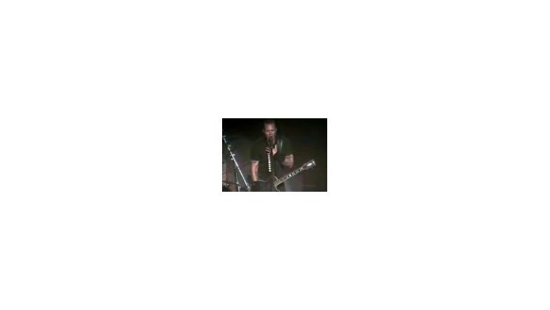 Ny Metallica sang på YouTube.com
