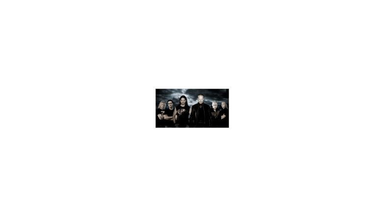Pyramaze på tour med Volbeat