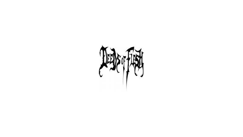 Deeds of Flesh offentliggøre ny sang online