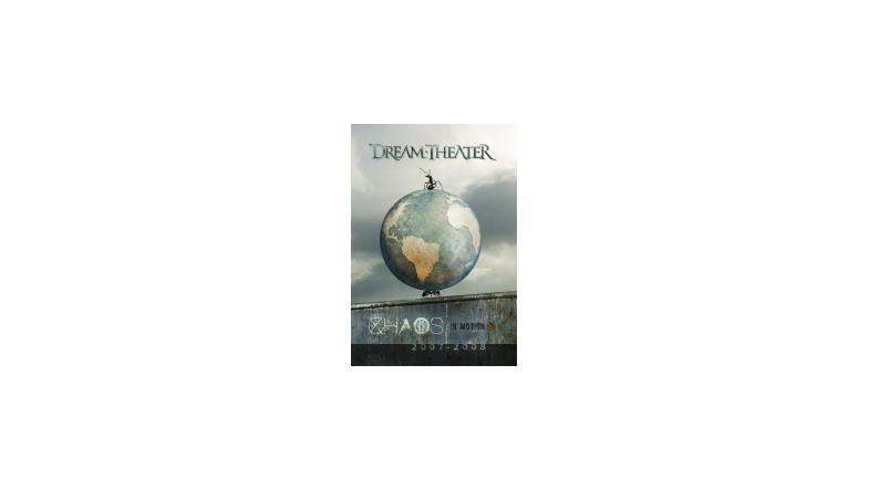 Ny DVD fra Dream Theater