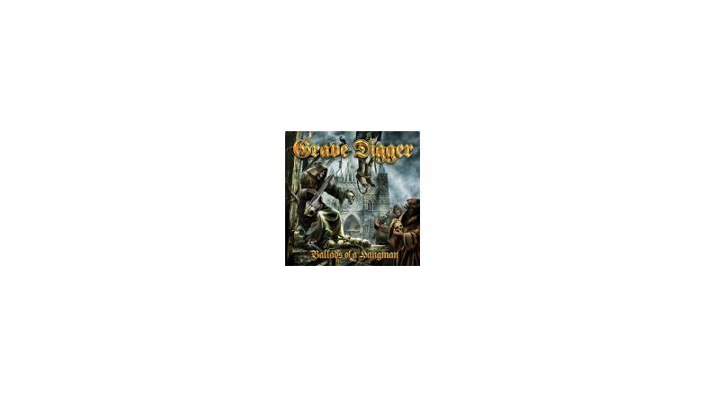 Grave Digger - Nyt om kommende album