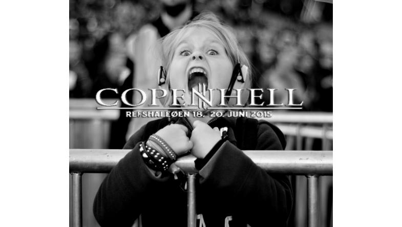 Copenhell 2015 by Claus Ljørring