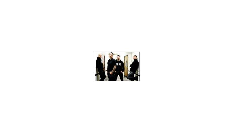 Intimkoncert med Volbeat