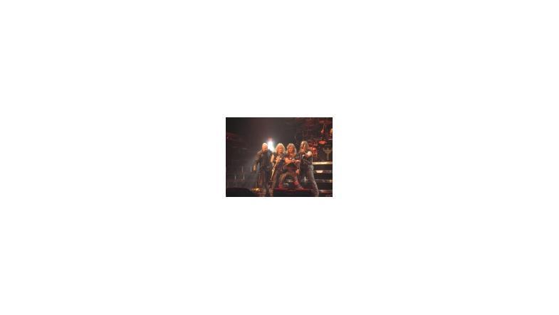 Nyt Live album fra Judas Priest