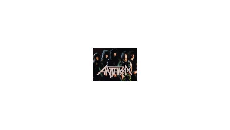 Anthrax aflyser koncert i Danmark