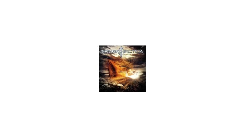Sonata Arctica - Flags In The Ground artwork