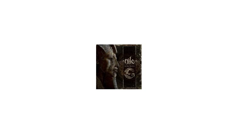 Coverart og trackliste til kommende Nile album