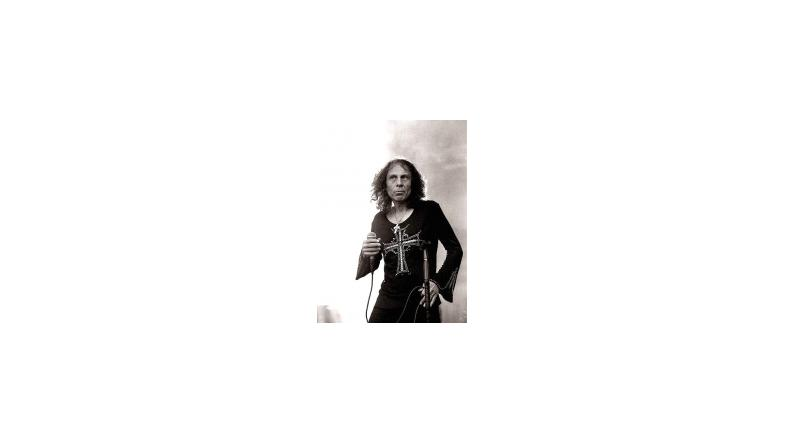Ronnie James Dio diagnosticeret med mave cancer