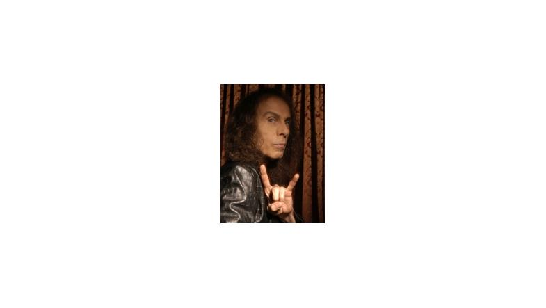 Ronnie James Dio død