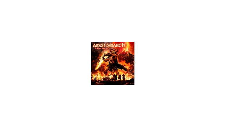 Lyt til nyt nummer fra det kommende Amon Amarth album