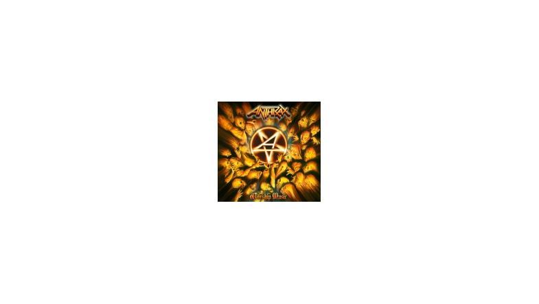 Cover art til nyt Anthrax album afsløres