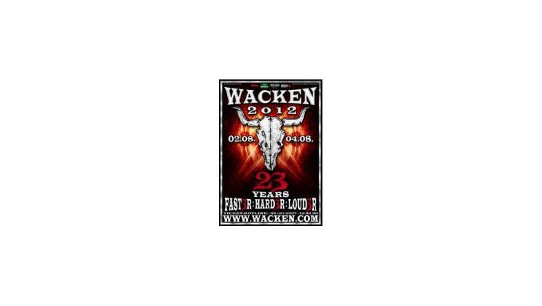 Første bands på Wacken 2012