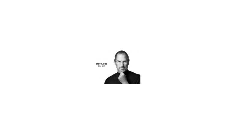 Bandreaktioner på Steve Jobs død