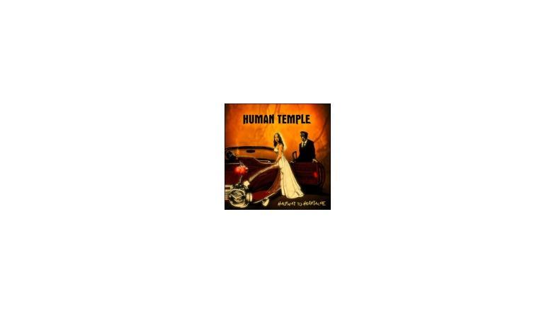 Album på vej fra Human Temple