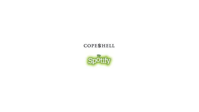 Copenhell playlist på Spotify