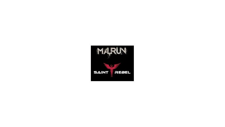 SAINT REBEL og MALRUN releasefester